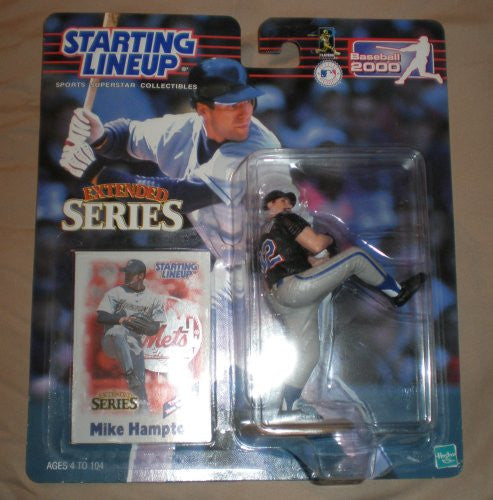 2000 Mike Hampton MLB Starting Lineup Extended Series New York Mets