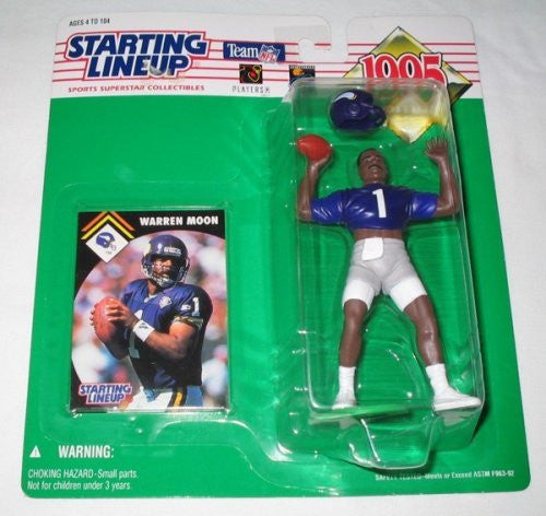 1995 Warren Moon NFL Starting Lineup
