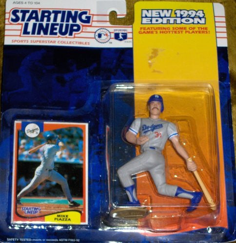 Mike Piazza 1994 Starting Lineup Los Angeles Dodgers