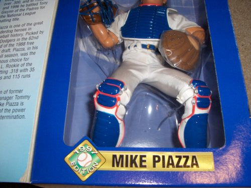 "Mike Piazza 12"" Starting Lineup Figure 1997 Los Angeles Dodgers"
