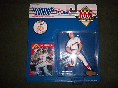 1995 Cal Ripken, Jr. Baltimore Orioles Starting Lineup MLB Baseball figure - The Streak