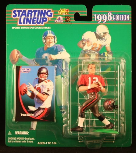 1998 Trent Dilfer NFL Starting Lineup Figure