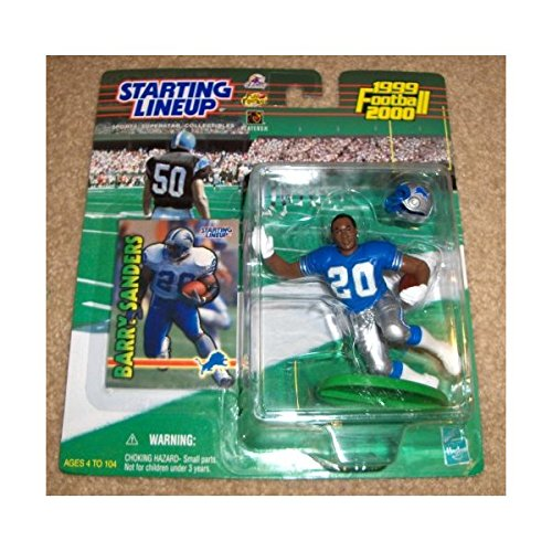 1999 Barry Sanders NFL Starting Lineup