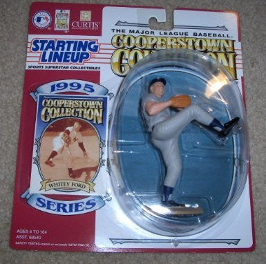 1995 Whitey Ford MLB Cooperstown Collection Starting Lineup Figure New York Yankees