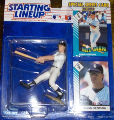 Robin Ventura 1993 Starting Lineup Chicago White Sox
