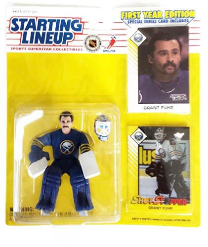 1993 Grant Fuhr NHL Starting Lineup
