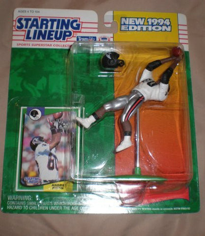 1994 Andre Rison NFL Football Starting Lineup Figure