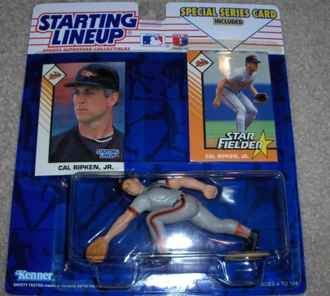 Cal Ripken Jr. 1993 MLB Starting Lineup Baltimore Orioles