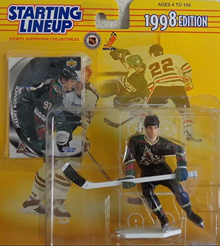 1998 Edition Starting Lineup Hocky J. Roenicke