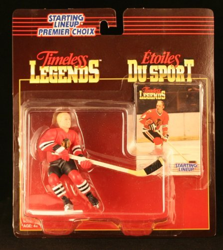 1995 Bobby Hull Timeless Legends Canada