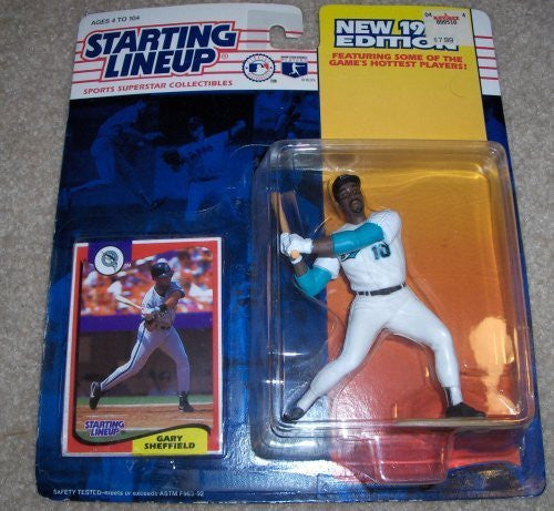 1994 Gary Sheffield MLB Starting Lineup Figure Florida Marlins