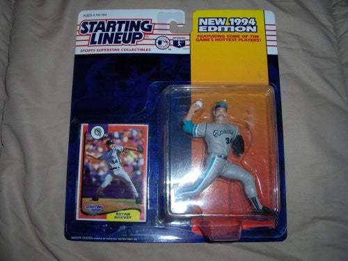 1994 Bryan Harvey MLB Starting Lineup Figure: Florida Marlins