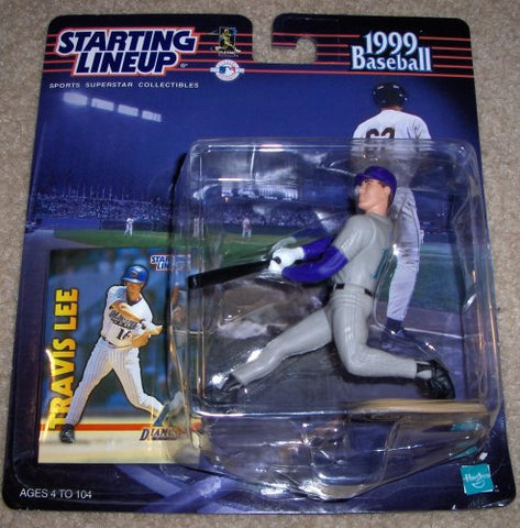 1999 Travis Lee MLB Starting Lineup Figure Arizona Diamondbacks