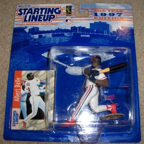 1997 Albert Belle MLB Starting Lineup Figure
