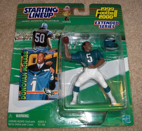 1999 Donovan McNabb Starting Lineup Rookie