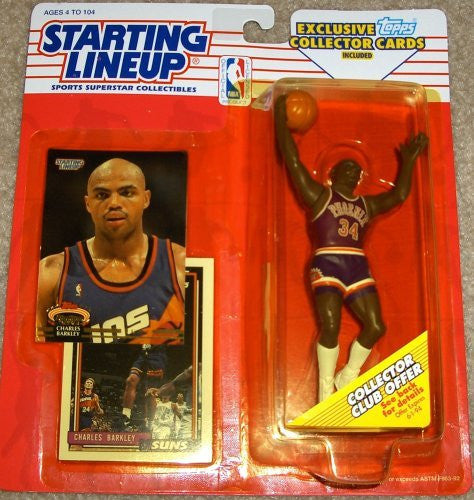 Charles Barkley 1993 Starting Lineup