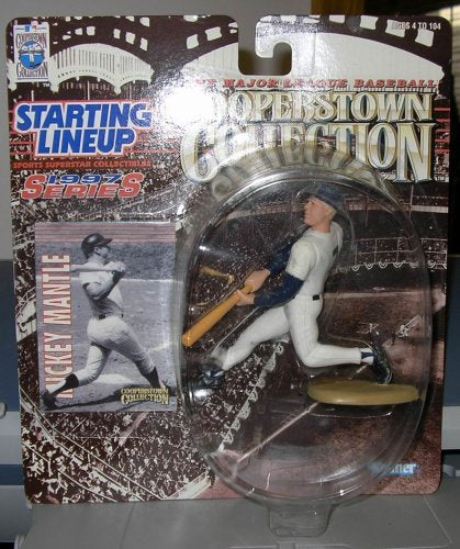 STARTING LINEUP 1997 MICKEY MANTLE COOPERSTOWN COLLECTION by Starting Lineup