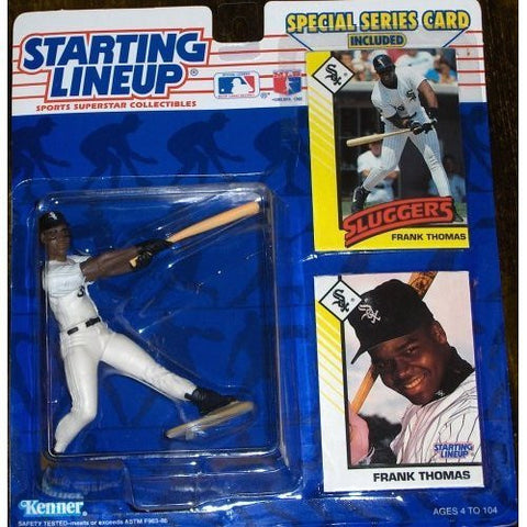 Frank Thomas 1993 Starting Lineup Chicago White Sox