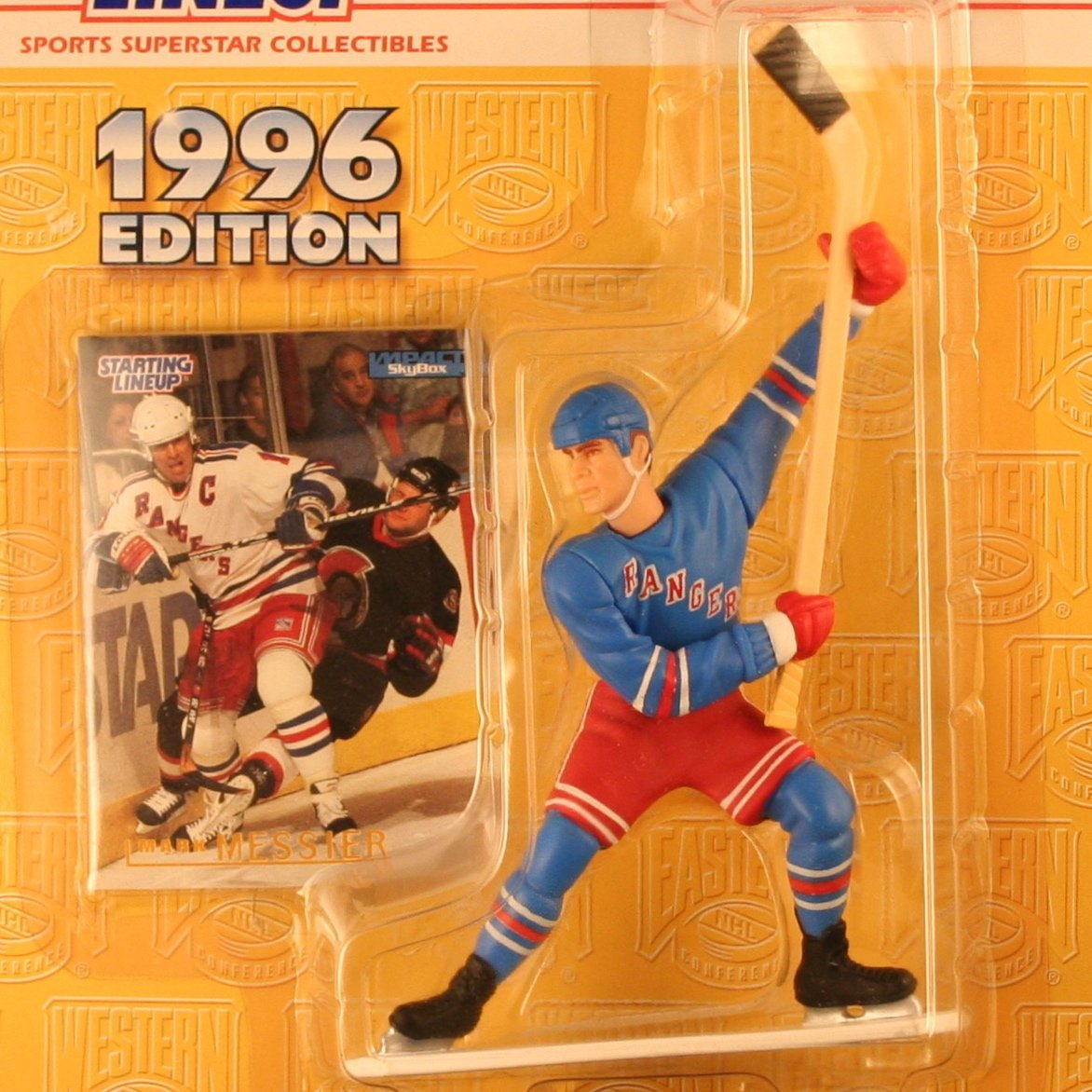 1996 NHL Starting Lineup - Mark Messier