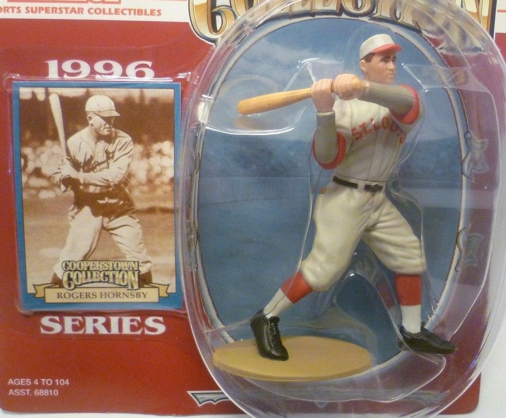 1996 ROGERS HORNSBY - Starting Lineup - ``COOPERSTOWN`` Figurine - St Louis Cardinals