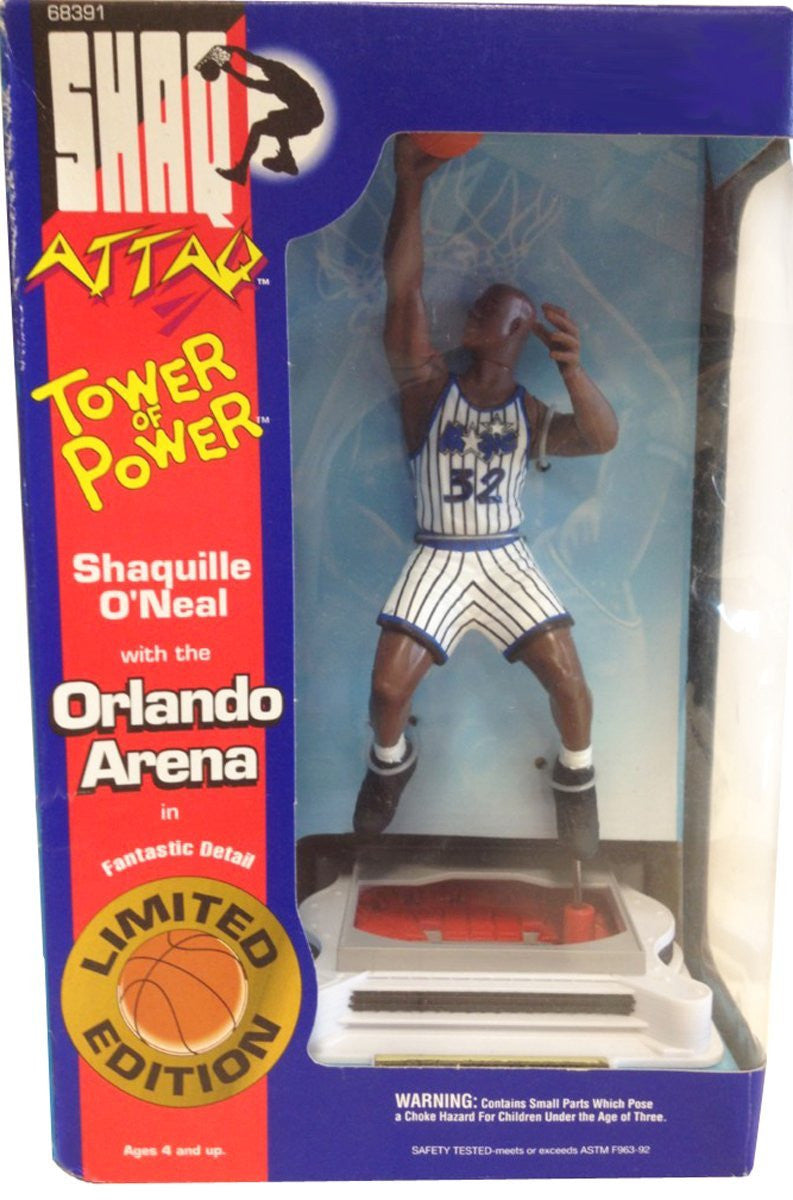 Starting Lineup Shaq Attaq: Tower of Power