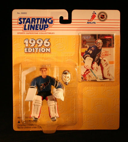 1996 Jim Carey NHL Starting Lineup