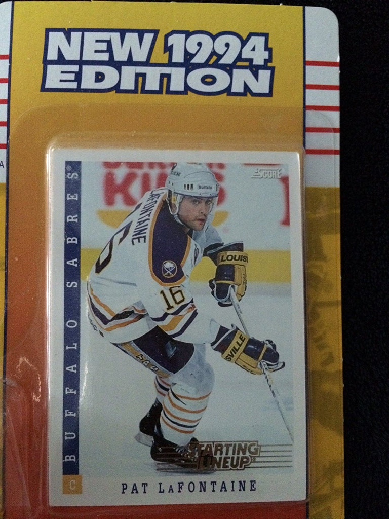 1994 Starting Lineup NHL Hockey - Pat LaFontaine
