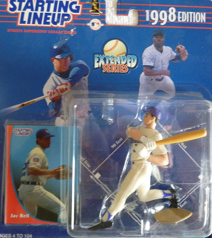 1998 Jay Bell Starting Lineup Figure Arizona Diamonbacks Extended Series