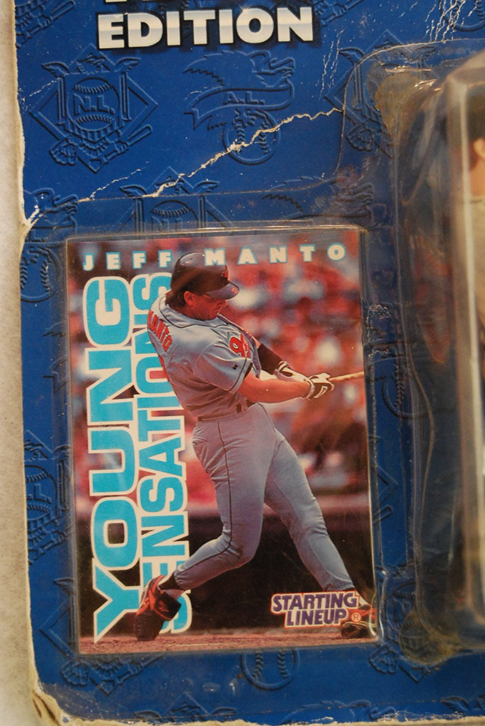 1996 Jeff Manto - Starting Lineup Baltimore Orioles
