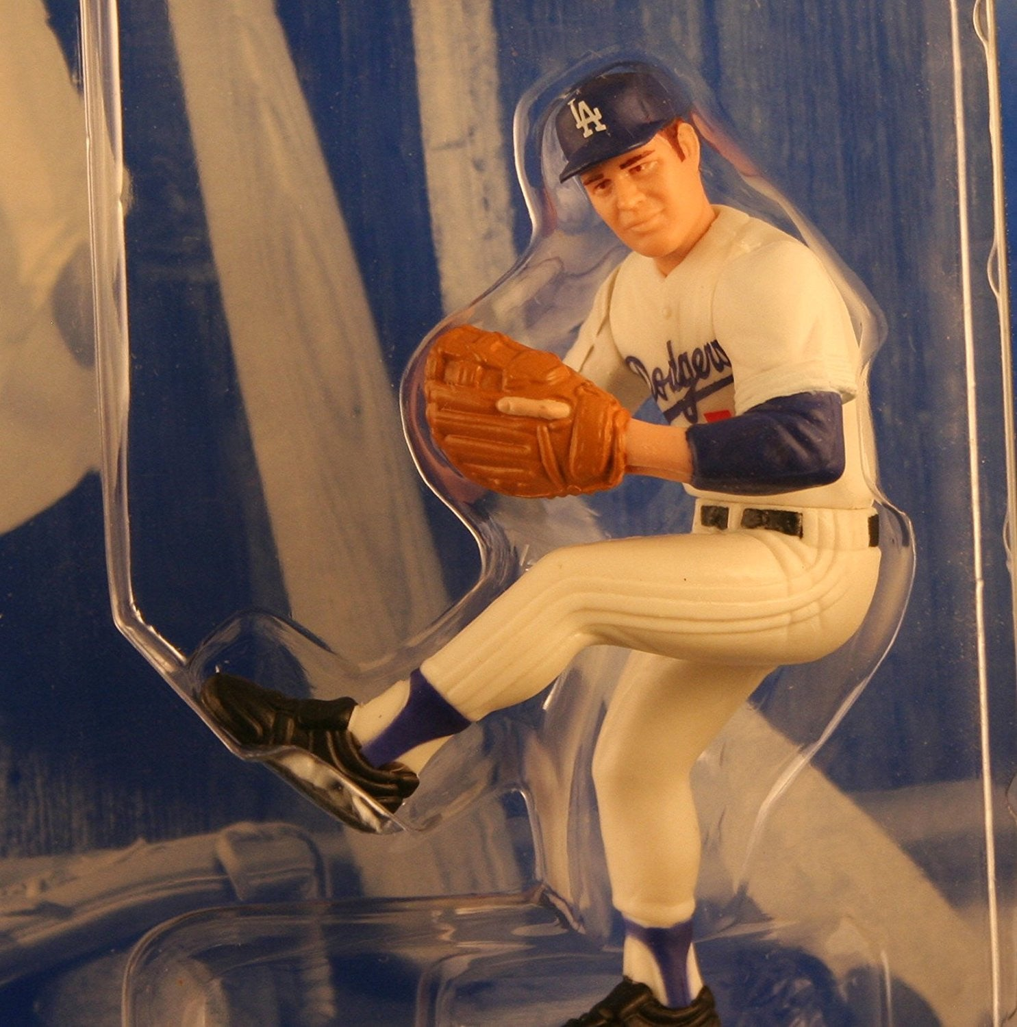HIDEO NOMO / LOS ANGELES DODGERS & DON DRYSDALE / LOS ANGELES DODGERS 1997 MLB Classic Doubles * Winning Pairs Series * Starting Lineup Action Figures & 2 Exclusive Collector Trading Cards