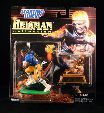1997 Tony Dorsett NFL Heisman Collection Starting Lineup Figure Pittsburgh Panthers