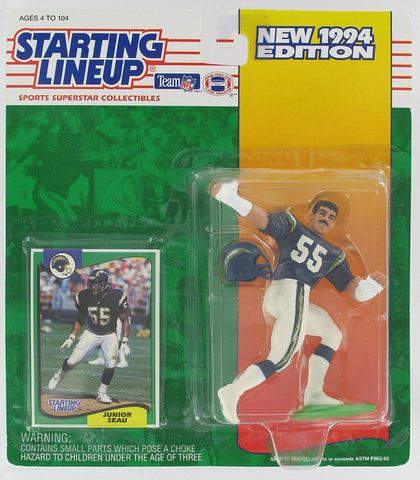 Starting Lineup New 1994 Edition Junior Seau