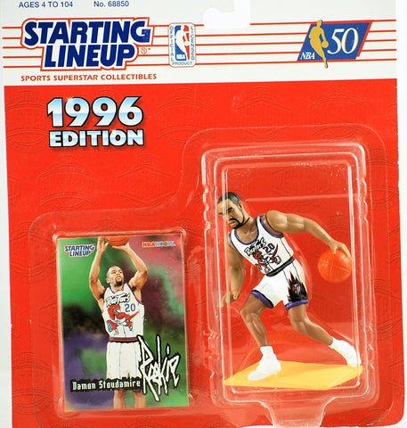 Starting Lineup 1996 Edition Damon Stoudamire