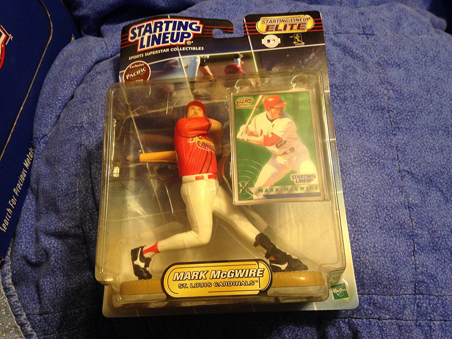 2000 Mark McGwire Starting Lineup Elite St Lous Cardinals