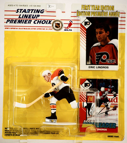 Eric Lindros 1993 NHL Starting Lineup