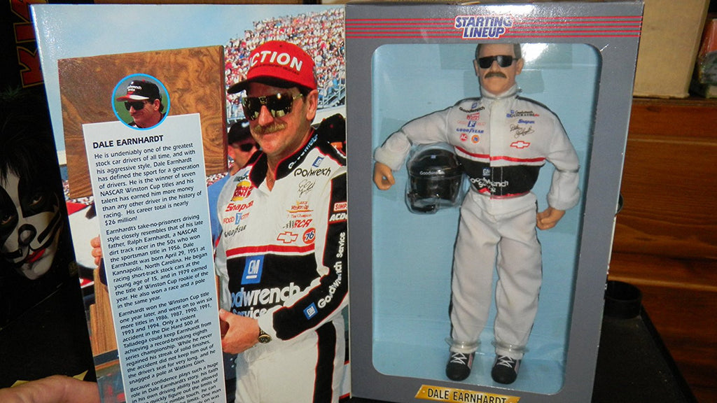 Starting Lineup Winner's Circle Dale Earnhardt Fully Poseable Figure!