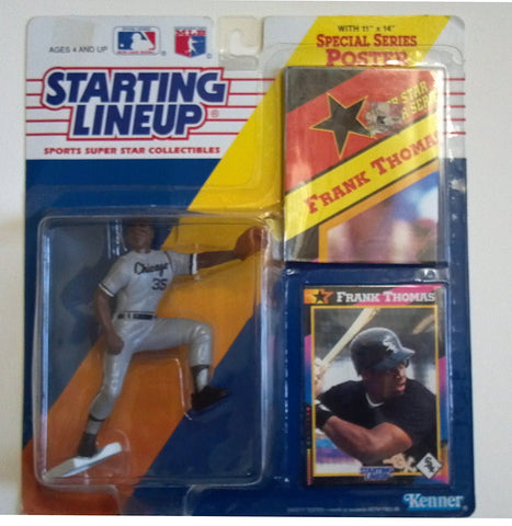 Frank Thomas 1992 Starting Lineup Chicago White Sox