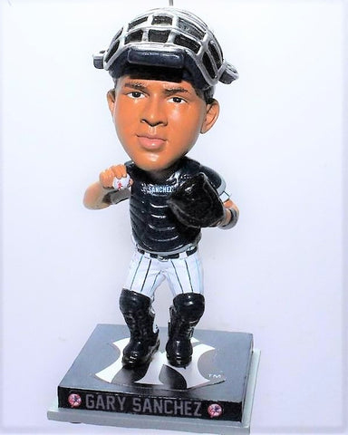 Gary Sanchez Holiday Ornament Bobblehead Only 360 were made and each are numbered