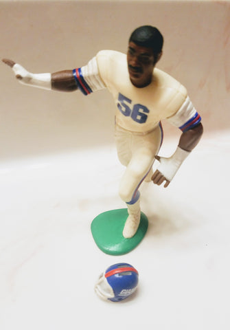 1989 Lawrence Taylor New York Jets Starting lineup figure  open out of package with helmet NFL