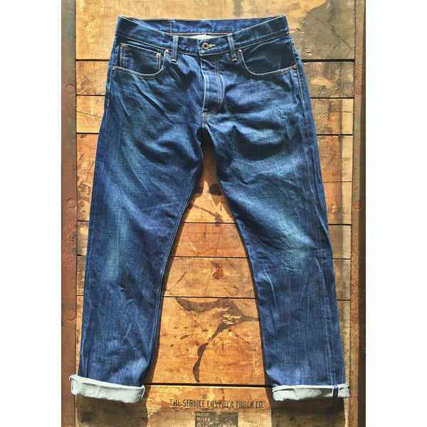 Style 1968 : 13.5 oz. Selvage with Red ID