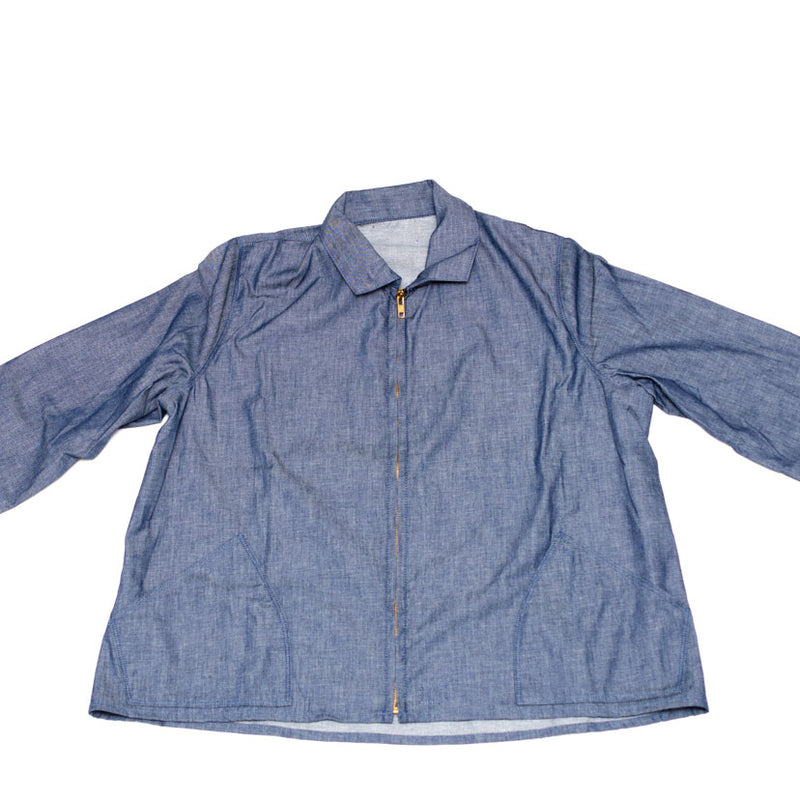 USA Made Women's Chambray Jacket