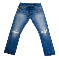 Style Dude 4144Y : Sweet Leaf Hemp Denim 12.75 oz.