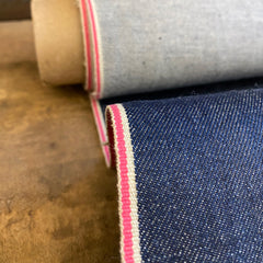 Style J59143 : Breast Cancer Awareness Limited Edition Pink Selvage Denim