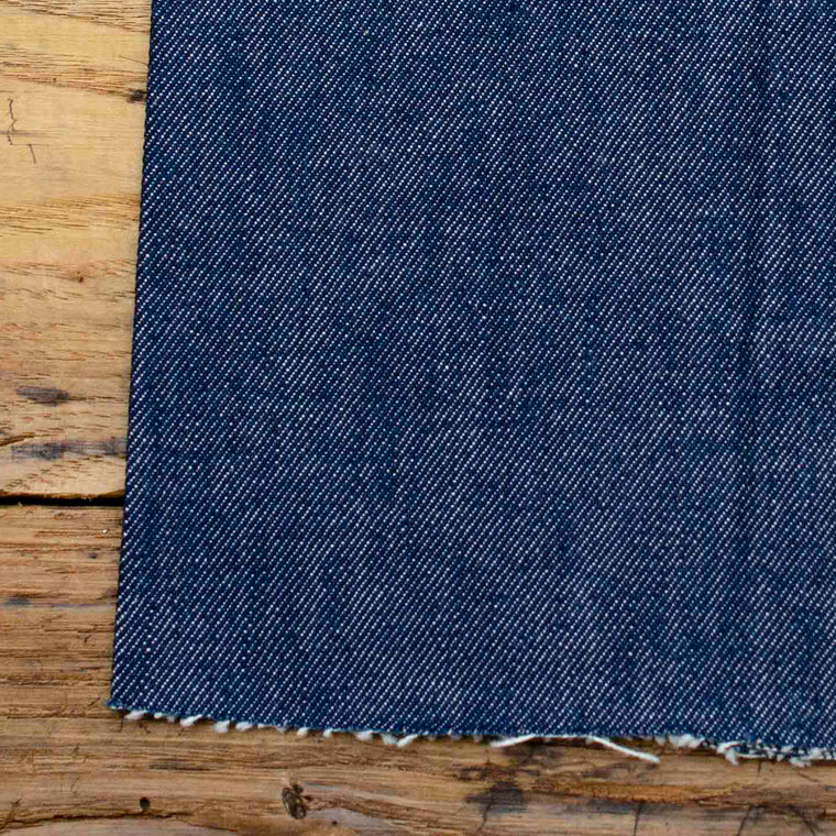 Style P20671 : 12.25 oz. Natural Indigo Dyed 100% Cotton Denim
