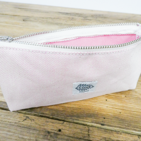Breast Cancer Awareness Limited Edition Cone® Community Collection – Pink Zippered Pouch