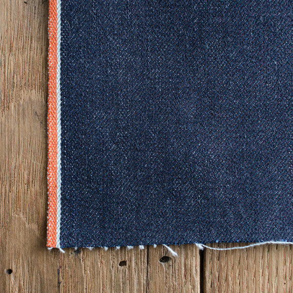 Style W549 : 14.25 oz. Selvage with Orange ID