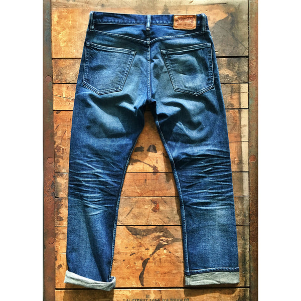 Style W600 : 11 oz. Stretch SGene® Selvage
