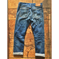 Style W610 : 11.25 oz. Stretch SGene® red line Selvage
