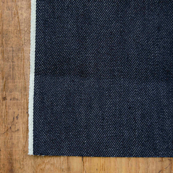 Style W680 : 12 oz. Cotton Tencel® Selvage with Natural ID
