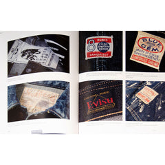Denim Branded Book